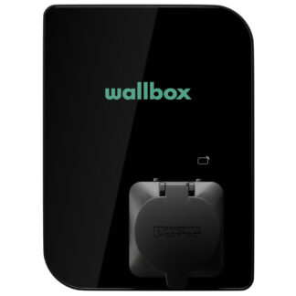 Wallbox Copper SB Schwarz