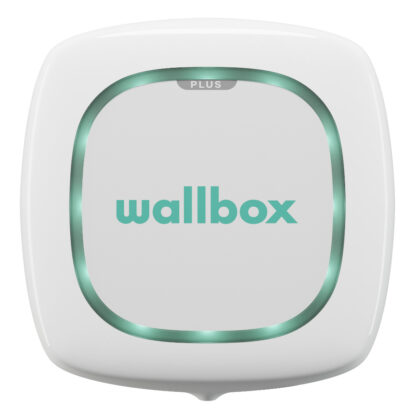 Wallbox Pulsa Plus Weiß Vorne