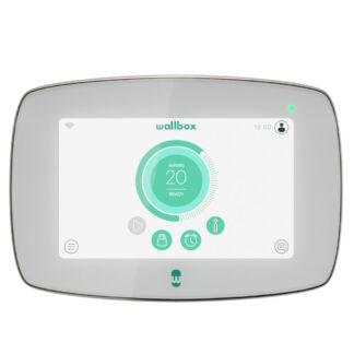 wallbox Commander 2 Frontansicht